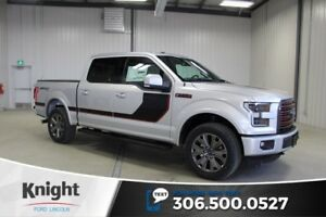 2017 Ford F-150 Lariat Sport Special Edition