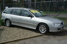 2006 Holden Commodore VZ MY06 Executive Silver 4 Speed Automatic Wagon Oak Flats Shellharbour Area Preview