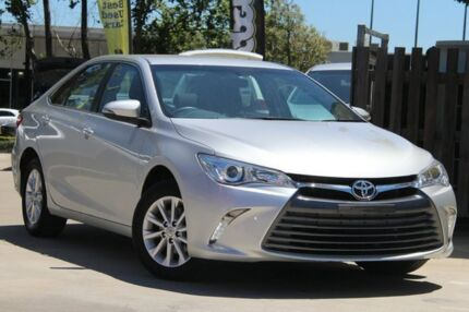 2017 Toyota Camry ASV50R Altise Silver 6 Speed Sports Automatic Sedan East Toowoomba Toowoomba City Preview
