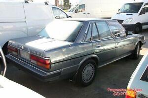 1986 Toyota Cressida 2.8 4 Speed Automatic Sedan