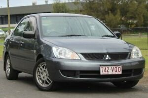 2007 Mitsubishi Lancer CH MY07 ES Grey 4 Speed Sports Automatic Sedan Lansvale Liverpool Area Preview