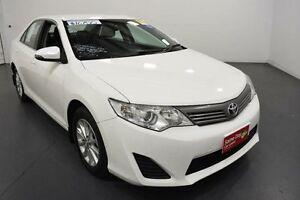 2013 Toyota Camry ASV50R Altise Diamond White 6 Speed Automatic Sedan Moorabbin Kingston Area Preview