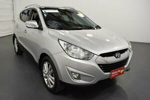 2011 Hyundai ix35 LM MY11 Highlander (AWD) Silver 6 Speed Automatic Wagon Moorabbin Kingston Area Preview
