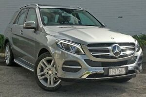2016 Mercedes-Benz GLE250 Silver Sports Automatic Wagon Burwood Whitehorse Area Preview