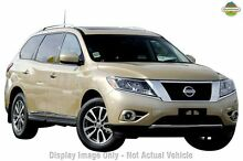 2015 Nissan Pathfinder R52 MY15 ST-L (4x2) 0 Speed Continuous Variable Wagon Australia Australia Preview