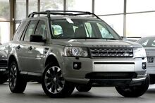 2012 Land Rover Freelander 2 LF MY13 TD4 SE (4x4) Gold 6 Speed Automatic Wagon Roseville Ku-ring-gai Area Preview