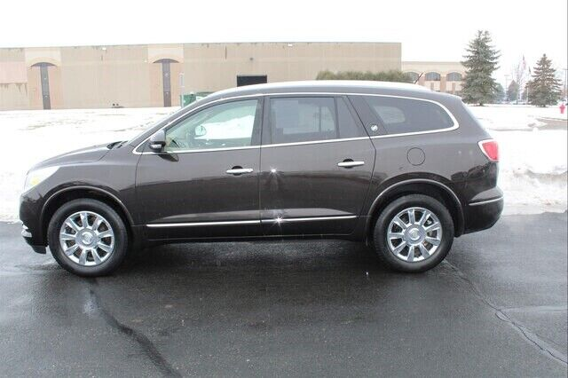 Image 5 Voiture American used Buick Enclave 2013