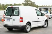 2013 Volkswagen Caddy 2KN MY14 TDI250 SWB DSG White 7 Speed Sports Automatic Dual Clutch Van Maddington Gosnells Area Preview