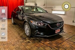 2014 Mazda Mazda6 BACK UP CAM! DUAL CLIMATE CONTROL! CLEAN CARPR