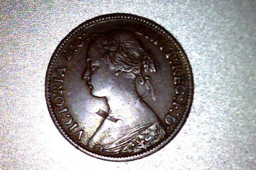 1861 HALF CENT NOVA SCOTIA - CANADA AU