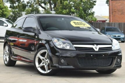 2009 Holden Astra AH MY09 SRI Turbo Black 6 Speed Manual Coupe Toowoomba Toowoomba City Preview