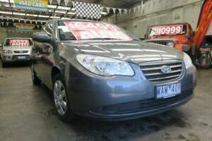2007 Hyundai Elantra HD SX 4 Speed Automatic Sedan Mordialloc Kingston Area Preview