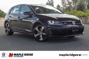 2016 Volkswagen Golf GTI Autobahn ONE OWNER, NO ACCIDENTS, LOCAL