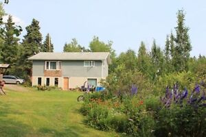 PRICE DROP! Unique Northern Saskatchewan Acreage (with title)