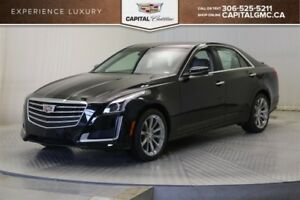 2018 Cadillac CTS Sedan Luxury Collection AWD