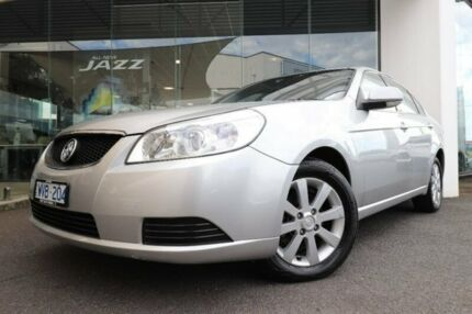 2008 Holden Epica EP MY09 CDX Silver 6 Speed Sports Automatic Sedan Hoppers Crossing Wyndham Area Preview