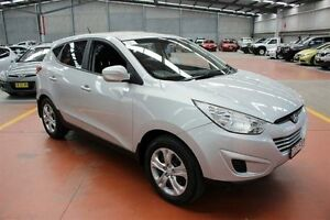 2011 Hyundai ix35 LM MY11 Active Silver 5 Speed Manual Wagon Maryville Newcastle Area Preview