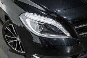 2014 Mercedes-Benz B250 W246 DCT Black 7 Speed Sports Automatic Dual Clutch Hatchback