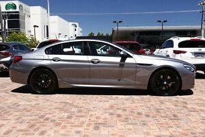 2015 BMW 640i F06 LCI Gran Coupe Steptronic Grey 8 Speed Sports Automatic Sedan Osborne Park Stirling Area Preview