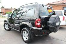 2007 Jeep Cherokee KJ MY05 Upgrade Sport (4x4) Black 4 Speed Automatic Wagon Hamilton Newcastle Area Preview