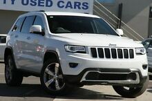 2014 Jeep Grand Cherokee WK MY2014 Limited White 8 Speed Sports Automatic Wagon Tweed Heads South Tweed Heads Area Preview