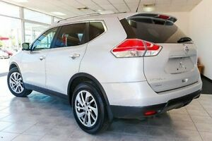 2016 Nissan X-Trail T32 Ti X-tronic 4WD Silver 7 Speed Constant Variable Wagon Victoria Park Victoria Park Area Preview