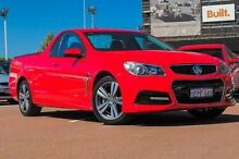 2014 Holden Ute VF MY14 SV6 Ute Red 6 Speed Manual Utility Fremantle Fremantle Area Preview