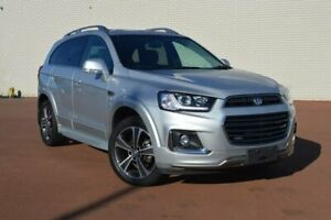 2018 Holden Captiva CG MY18 LTZ AWD White 6 Speed Sports Automatic Wagon Morley Bayswater Area Preview
