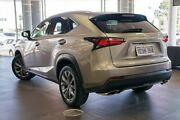 2015 Lexus NX AGZ15R NX200t AWD F Sport Grey 6 Speed Sports Automatic Wagon Bellevue Swan Area Preview