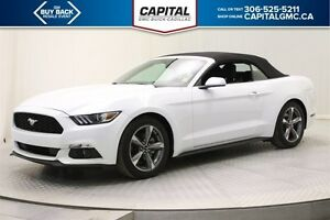 2016 Ford Mustang V6 Convertible *Push Button Start-Back Up Came