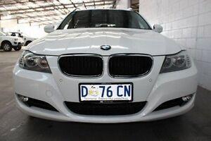 2008 BMW 320i E91 MY08 Touring Steptronic White 6 Speed Sports Automatic Wagon Burnie Burnie Area Preview