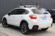 2012 Subaru XV G4X MY13 2.0i-S AWD White 6 Speed Manual Wagon Midvale Mundaring Area Preview