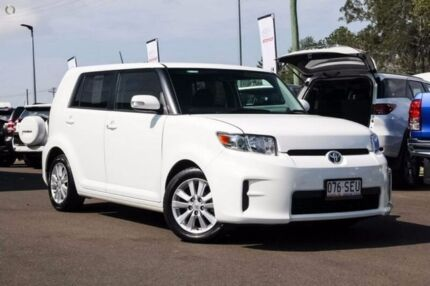 2012 Toyota Rukus AZE151R Build 1 Hatch Glacier White 4 Speed Sports Automatic Wagon