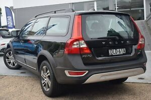 2012 Volvo XC70 BZ MY12 Geartronic Black 6 Speed Sports Automatic Wagon Mosman Mosman Area Preview