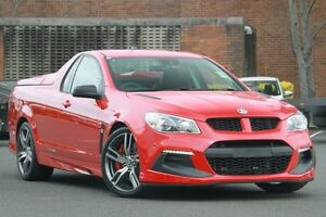 2016 Holden Special Vehicles Maloo GEN F2 R8 LSA Red Hot 6 Speed Automatic Utility Zetland Inner Sydney Preview