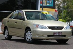 2003 Toyota Camry ACV36R Altise Gold 4 Speed Automatic Sedan Woodridge Logan Area Preview