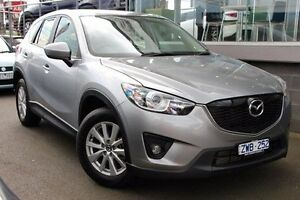 2013 Mazda CX-5 KE1021 Maxx SKYACTIV-Drive AWD Sport Silver 6 Speed Sports Automatic Wagon Coburg Moreland Area Preview