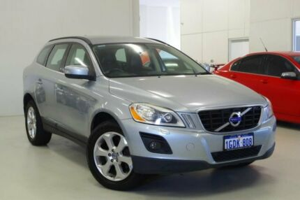 2009 Volvo XC60 DZ MY09 T6 Geartronic AWD Silver 6 Speed Sports Automatic Wagon Myaree Melville Area Preview