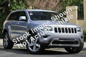 2014 Jeep Grand Cherokee WK MY2014 Limited Silver 8 Speed Sports Automatic Wagon Berrimah Darwin City Preview