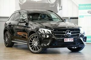 2016 Mercedes-Benz GLC250 X253 9G-Tronic 4MATIC Black 9 Speed Sports Automatic Wagon Albion Brisbane North East Preview