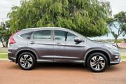2015 Honda CR-V RM Series II MY16 VTi-L Grey 5 Speed Sports Automatic Wagon Wangara Wanneroo Area Preview