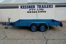 KESSNER TRAILERS 13 X 6'2 HEAVY DUTY COMMERCIAL CAR TRAILER Pooraka Salisbury Area Preview