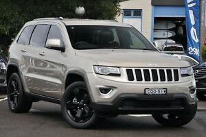 2014 Jeep Grand Cherokee WK MY14 Laredo (4x2) Cashmere 8 Speed Automatic Wagon Dee Why Manly Area Preview