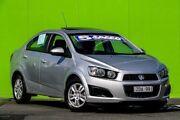 2013 Holden Barina TM MY13 CD Silver 5 Speed Manual Sedan Ringwood East Maroondah Area Preview