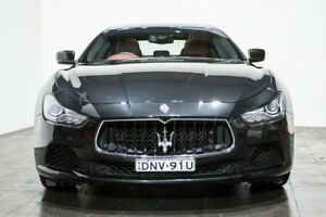 2014 Maserati Ghibli M157 MY14 Black 8 Speed Sports Automatic Sedan