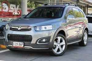 2014 Holden Captiva CG MY14 7 AWD LTZ Grey 6 Speed Sports Automatic Wagon Somerton Park Holdfast Bay Preview