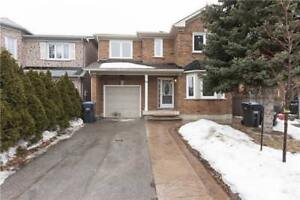 Stunning Detached!Home With Finished Basement,