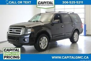2012 Ford Expedition Limited 4WD *DVD Player-Leather-Heated/Cool