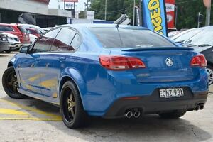 2013 Holden Commodore VF SS Blue 6 Speed Automatic Sedan Wolli Creek Rockdale Area Preview