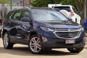 2018 Holden Equinox EQ MY18 LTZ AWD Blue 9 Speed Sports Automatic Wagon East Toowoomba Toowoomba City Preview